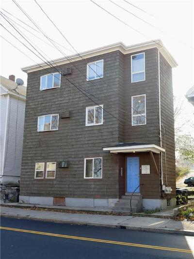 Providence Multi Family Home For Sale: 884 Douglas Av