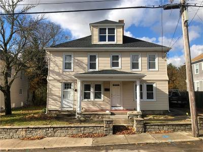Westerly Multi Family Home For Sale: 12 Pearl St