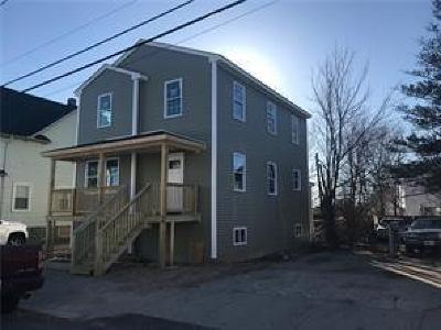 Providence RI Single Family Home For Sale: $249,000