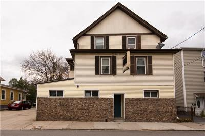 Central Falls Multi Family Home For Sale: 271 Cowden St