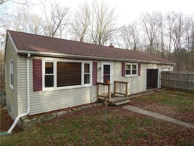 Single Family Home For Sale: 37 Willoughby Young Rd