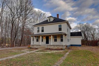 Burrillville RI Single Family Home For Sale: $349,000