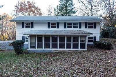 Woonsocket Single Family Home For Sale: 469 Lydia Av