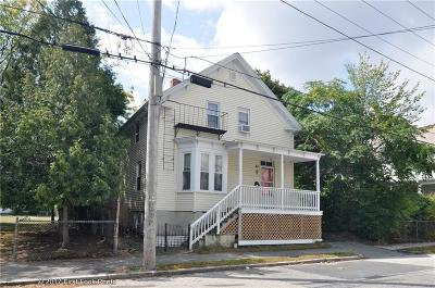 Providence RI Single Family Home For Sale: $209,000