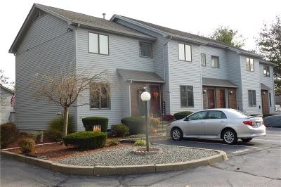 Providence County Condo/Townhouse For Sale: 435 Scituate Av, Unit#4b #4B