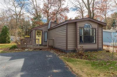 Coventry Single Family Home For Sale: 3 O'hare Ct
