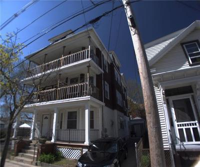 Providence RI Multi Family Home For Sale: $389,900