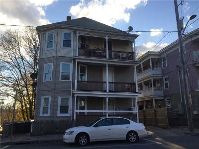 Providence RI Multi Family Home For Sale: $284,900