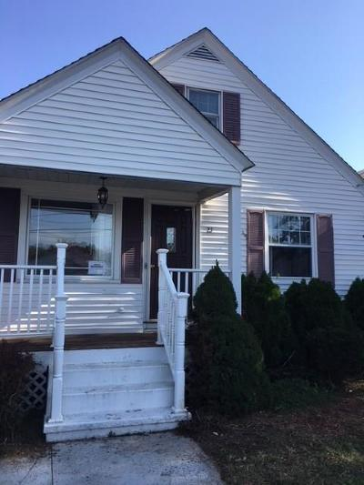 Providence RI Single Family Home For Sale: $76,900