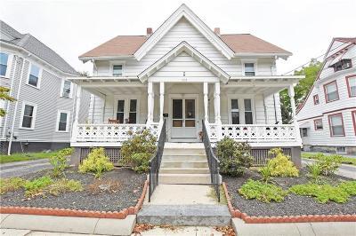 Cranston Single Family Home For Sale: 223 Armington St