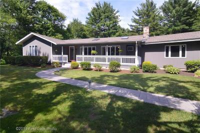 Glocester Single Family Home For Sale: 511 Cooper Rd