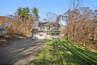Cumberland Single Family Home Act Und Contract: 30 Howard Rd