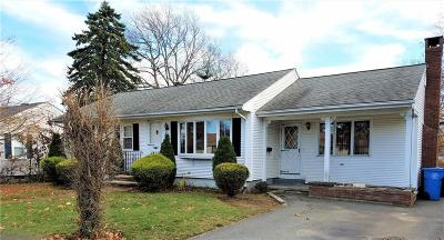 Providence County Single Family Home For Sale: 96 Mayfield Av