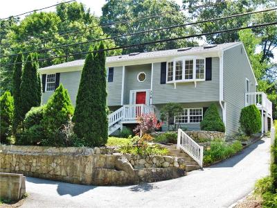 Coventry Single Family Home For Sale: 176 Blackrock Rd