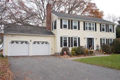 Lincoln Single Family Home For Sale: 76 Carriage Dr