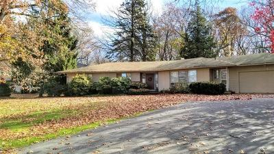 Cranston Single Family Home For Sale: 34 East Hill Dr