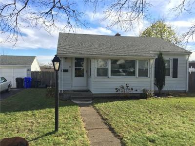 North Providence Single Family Home For Sale: 9 West River Pkwy