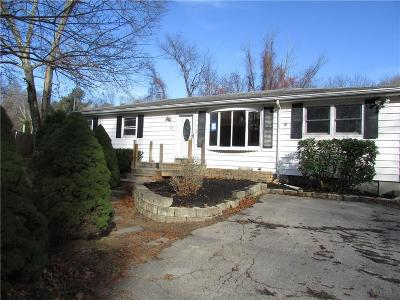 Providence County Single Family Home For Sale: 1188 Providence Pike