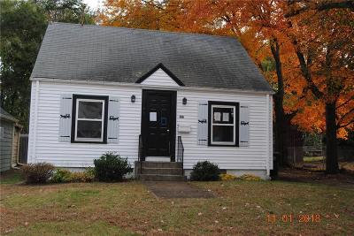 Single Family Home For Sale: 126 River St