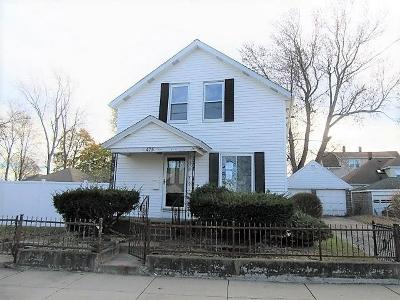 Providence County Single Family Home For Sale: 475 Walcott St