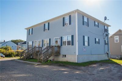 Bristol County Multi Family Home For Sale: 78 Arlington Av