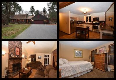 Burrillville Single Family Home Act Und Contract: 280 Benedict Rd