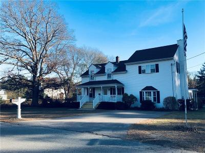 Single Family Home For Sale: 1912 Pound Hill Rd