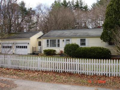 Burrillville Single Family Home Act Und Contract: 34 Hamlet St