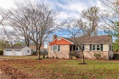 Warwick Single Family Home For Sale: 36 Galant Dr
