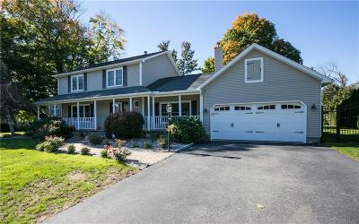 Cranston Single Family Home For Sale: 16 Whispering Pines Dr