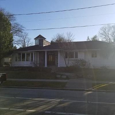 Single Family Home For Sale: 642 Blackstone Blvd
