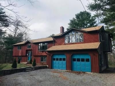 Exeter Single Family Home Act Und Contract: 35 Dolly Pond Rd