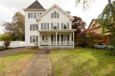 Washington County Multi Family Home For Sale: 52 Elm St
