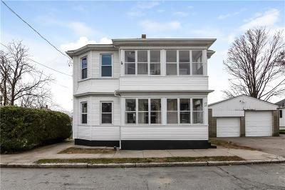 Cranston RI Multi Family Home For Sale: $249,000