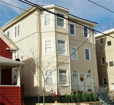Providence RI Multi Family Home For Sale: $269,900