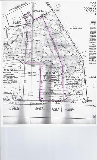 Residential Lots & Land For Sale: 15 - Pole Cooper Rd