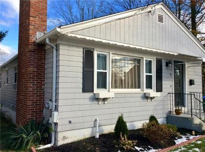Providence County Single Family Home For Sale: 33 Fruit Hill Av