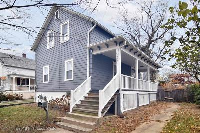 East Providence Single Family Home For Sale: 229 Roger Williams Av