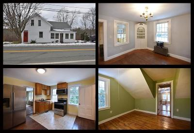 Single Family Home For Sale: 55 Hopkins Hollow Rd