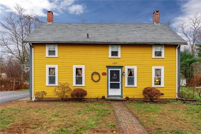 North Kingstown Single Family Home Act Und Contract: 127 Oak Hill Rd