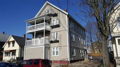 Central Falls Multi Family Home For Sale: 49 Parker St
