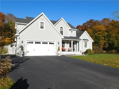 Westerly Single Family Home For Sale: 7 London Plane Ct