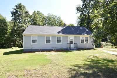 Cumberland Single Family Home For Sale: 2211 Diamond Hill Rd
