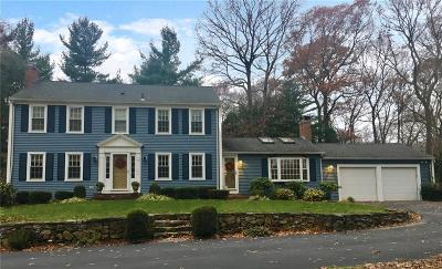 Kent County Single Family Home Act Und Contract: 25 Larch Rd
