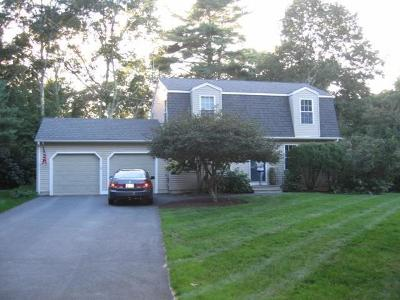 Richmond Single Family Home Act Und Contract: 20 Chelsea Farm Dr