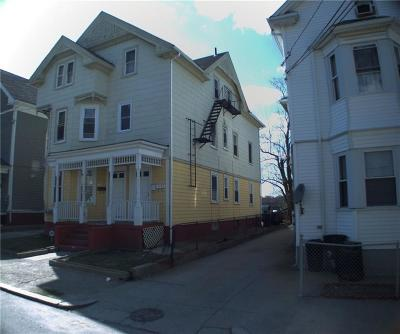 Providence Multi Family Home For Sale: 111 Ridge St