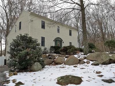 Johnston Single Family Home For Sale: 21 Macera Farm Rd