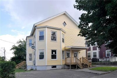 Woonsocket Multi Family Home For Sale: 73 Hope St