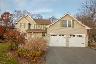 Cranston Single Family Home For Sale: 101 Chicory Lane