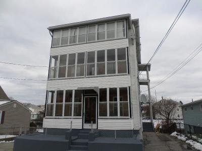 Woonsocket Multi Family Home For Sale: 49 Chalapa Av